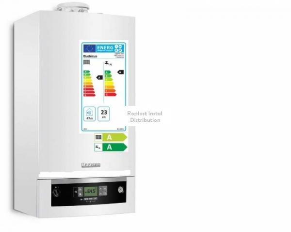 Centrala Termica pe gaz in condensare Buderus Logamax Plus GB 072-24K V2 Erp - 24 kW 0