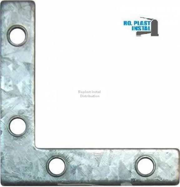 Coltar plat fereastra 75X12/2.0 0
