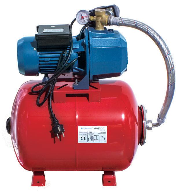 Hidrofor 0.46 KW 50 L 0