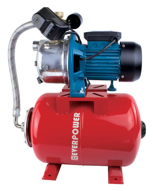 Hidrofor 0.65KW 50 L 0