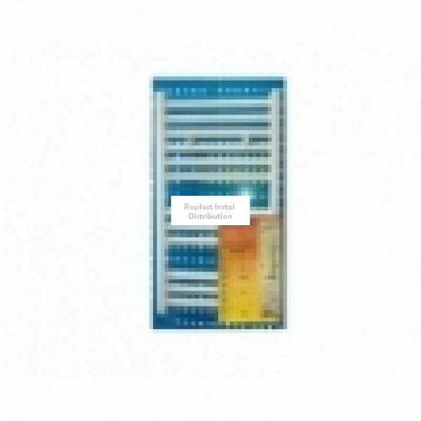 Radiator otel portprosop drept cu profil rotund, ELEGANT YE 1600x400 0