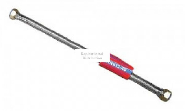 Racord flexibil din inox 1/2-3/8FI 60cm [0]