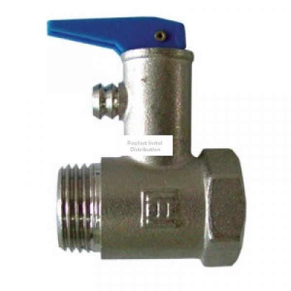 Supapa de siguranta pt boiler 1/2 FI-FE 6bar [0]