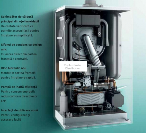 Centrala Termica pe gaz in condensare VAILLANT EcoTEC Pure VUW 236/7-2 2