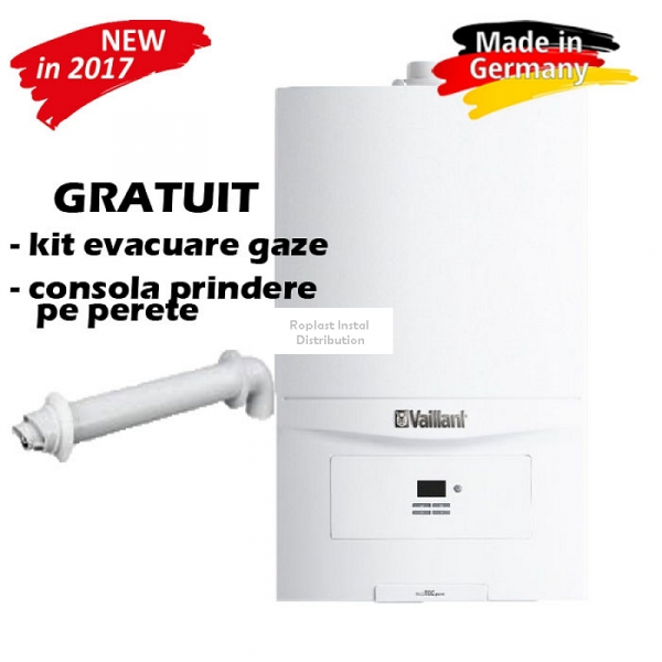 Centrala Termica pe gaz in condensare VAILLANT EcoTEC Pure VUW 286/7-2 0