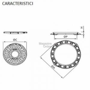 CAPAC CAROSABIL ROTUND 8051