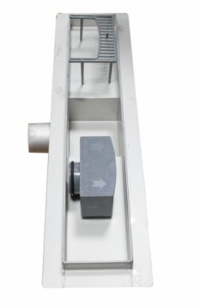 Rigola de dus Ermetiq cu izolatie pentru placari gresie 700x70mm VEN-S707B2