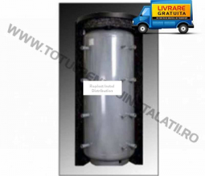 Austria Email Puffer - acumulator de apa calda, 800 litri, fara serpentina, Austria Email PSM 800 [0]