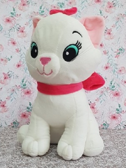 Mascota de plus Pisicile Aristocrate, Marie, 25 cm, Toyska [0]