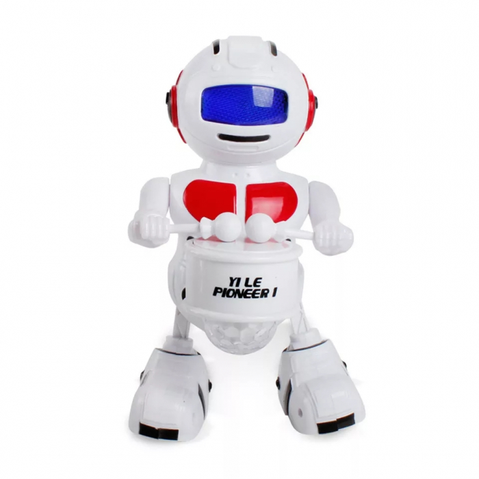 Robot dansator cu sunete si lumini, Toyska [0]