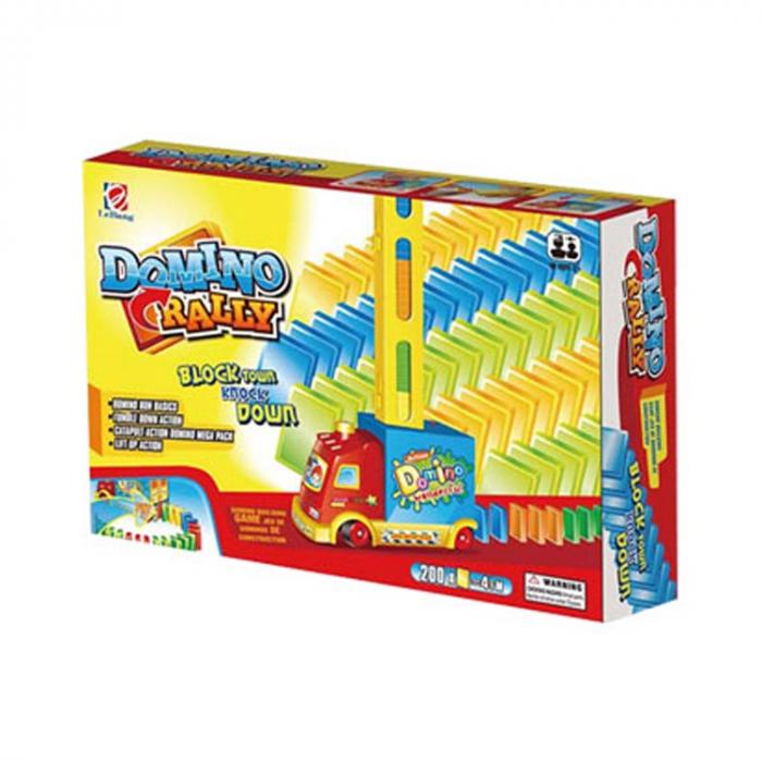 Joc Domino Rally, Creare pista Domino, Toyska [0]