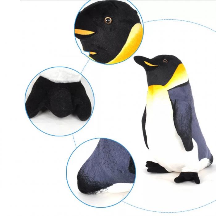Pinguin Imperial de plus, 30 cm, Toyska [1]
