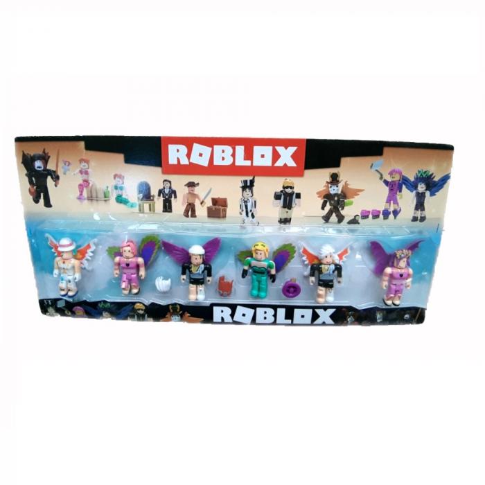 Figurine Roblox, set 6 bucati, Toyska [0]