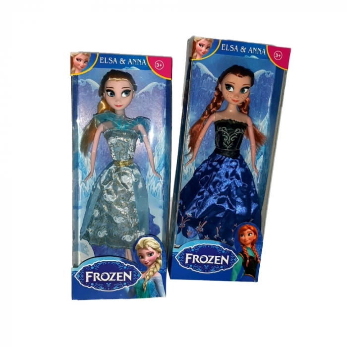 Set papusi, Anna si Elsa, Frozen [0]