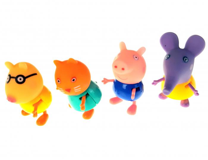 Set figurine Peppa Pig, 10 set, Toyska [1]