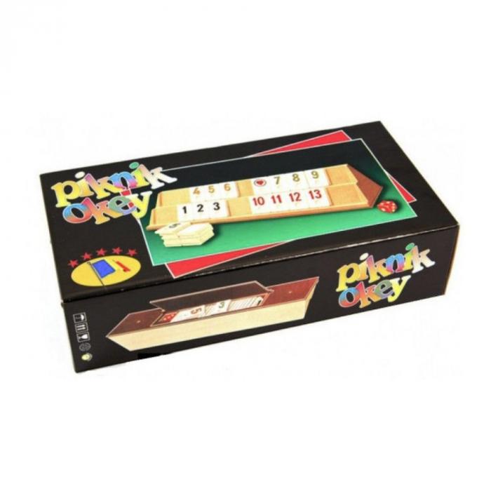 Joc Rummy table plastic, Toyska [0]