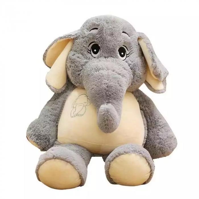 Jucarie de plus Elefant, 95 cm, Toyska [2]
