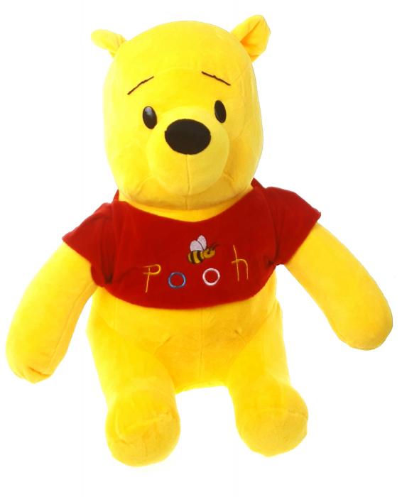Jucarie de plus Winny The Pooh, 50 cm, Toyska [0]