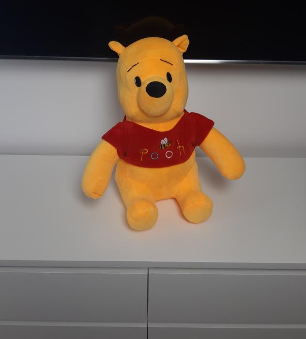 Jucarie de plus Winny The Pooh, 50 cm, Toyska [1]