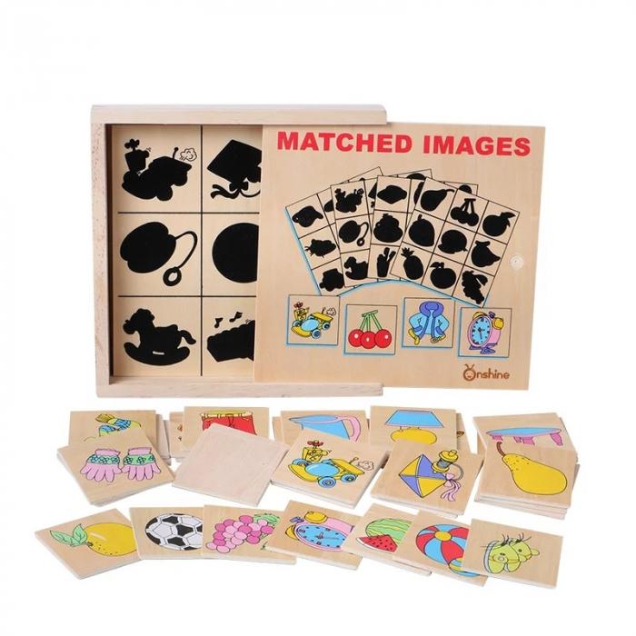 Jocul Umbrelor, Matched Images, Toyska [1]