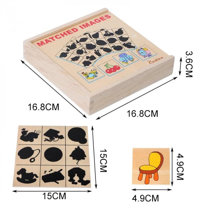 Jocul Umbrelor, Matched Images, Toyska [4]