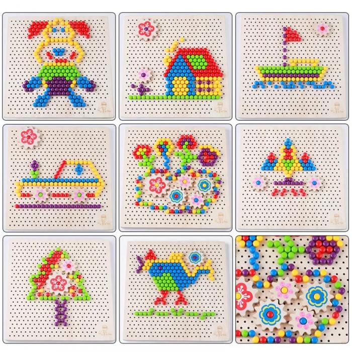 Joc mozaic Pixel Drawing, Toyska [4]