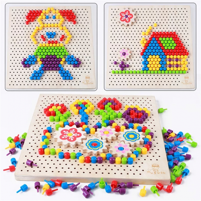 Joc mozaic Pixel Drawing, Toyska [5]