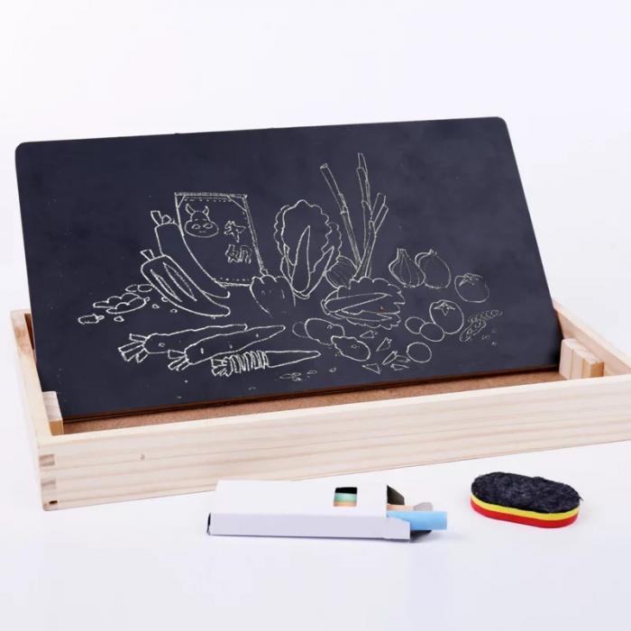 Joc multifunctional Montessori Matematica, Toyska [1]