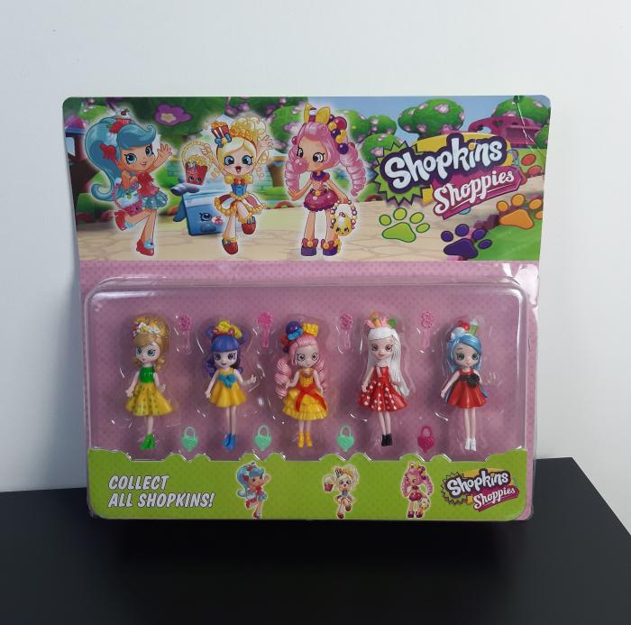 Set de joaca, Papusi-Figurine Shopkins, Toyska [0]