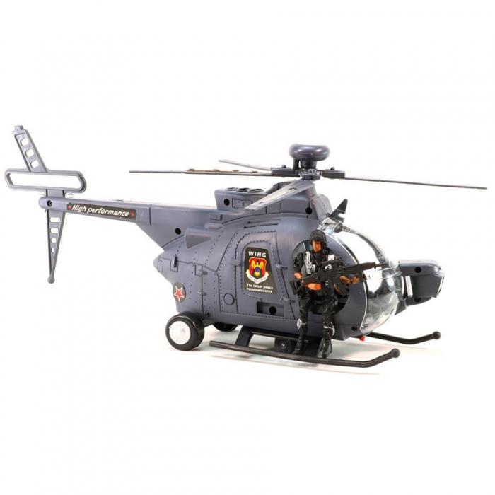Elicopter cu sunete si lumini, Toyska [0]