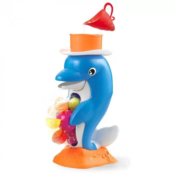 Jucarie baie Delfin, 28 cm, Toyska [4]
