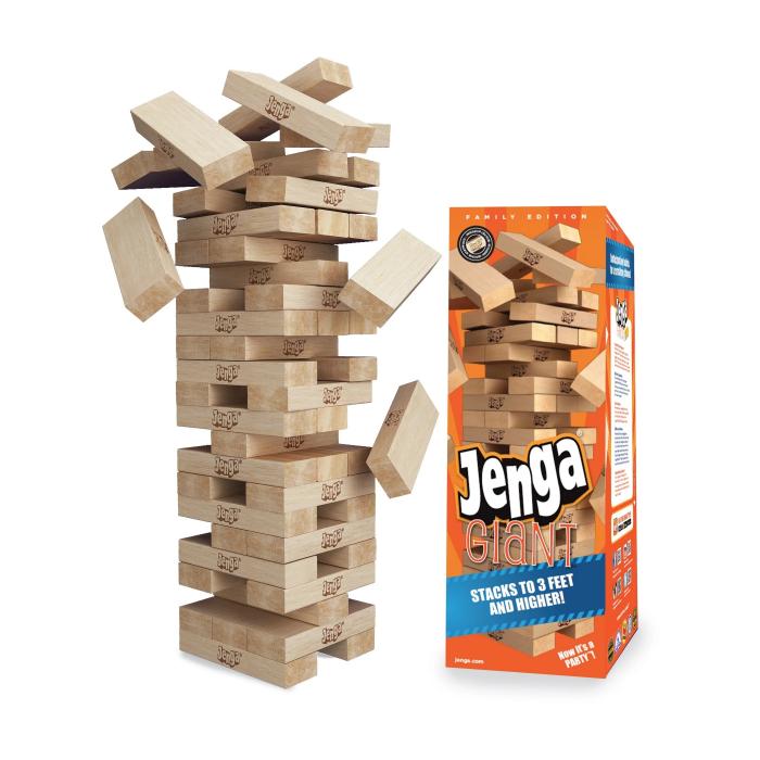 Joc Jenga Giant Family, 54 piese [0]