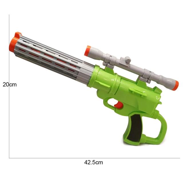 Pusca  Soft Bullet Gun cu gloante din spuma, multicolor [4]