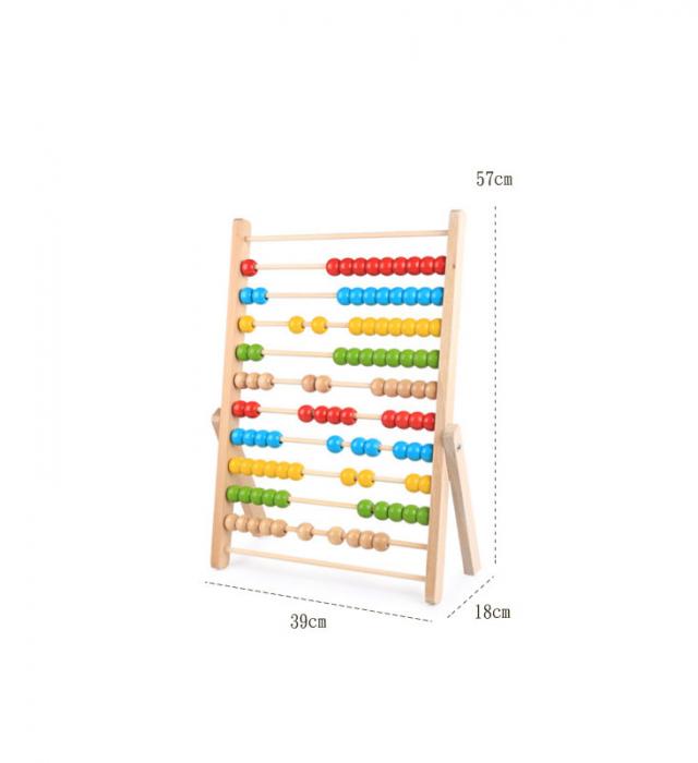 Numaratoare din lemn,Abac 57x39x18 cm [3]
