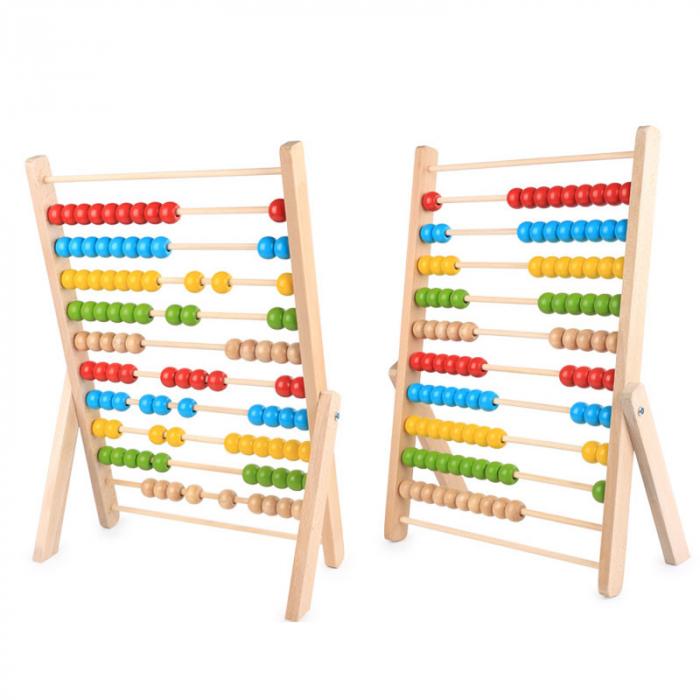 Numaratoare din lemn,Abac 57x39x18 cm [0]