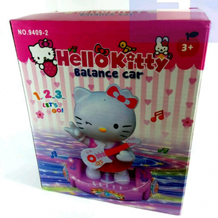 Hello Kitty pe hoverboard [3]