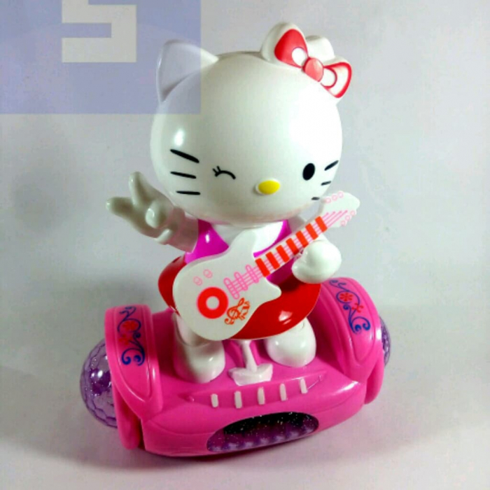 Hello Kitty pe hoverboard [1]