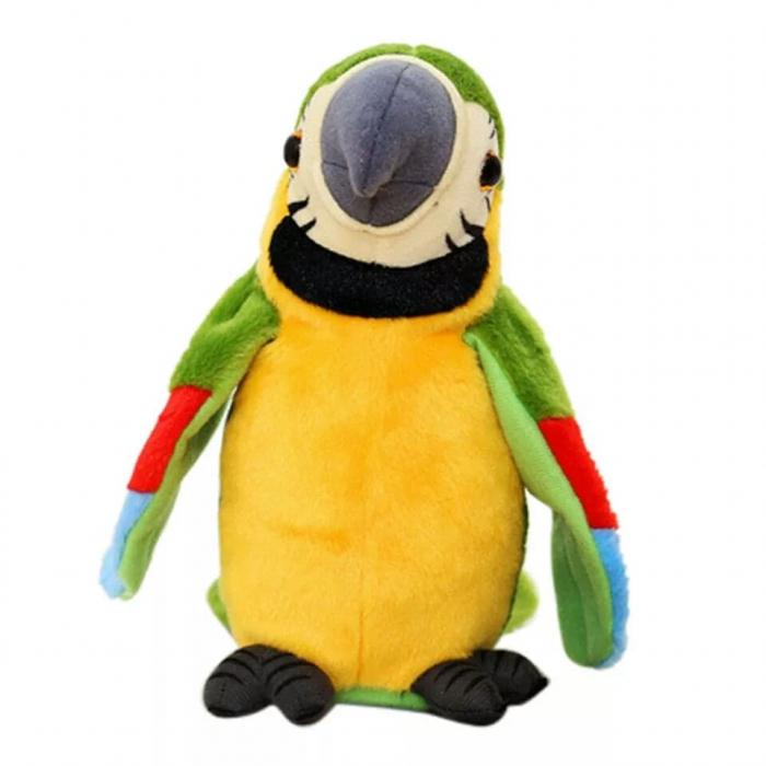 Jucarie de Plus Interactiva Papagal Vorbitor [1]