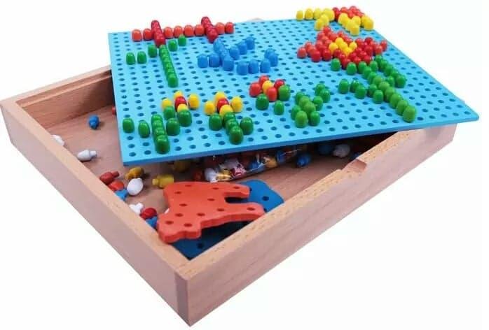 Joc de creatie tip mozaic [3]