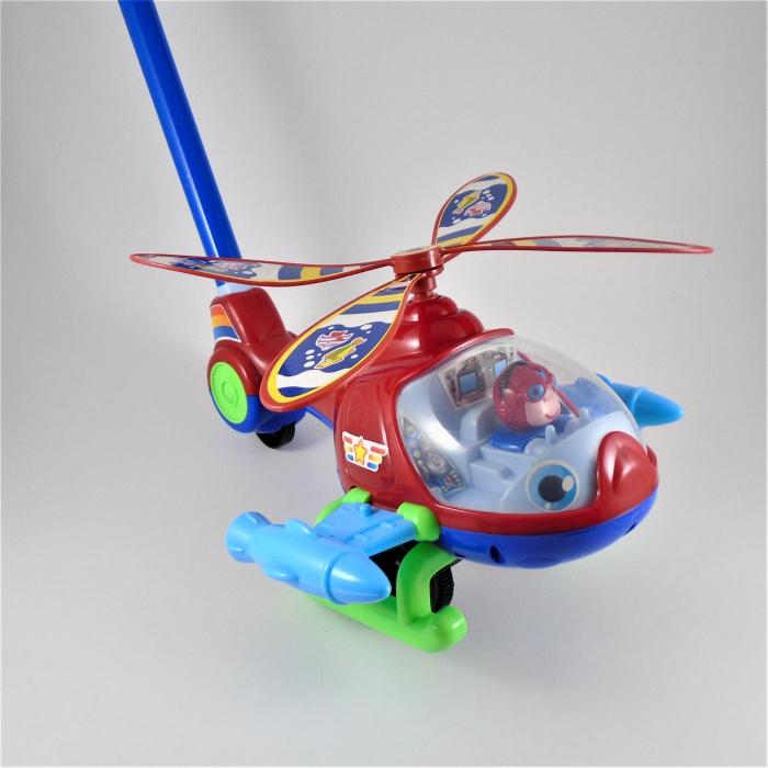 Elicopter de impins [0]