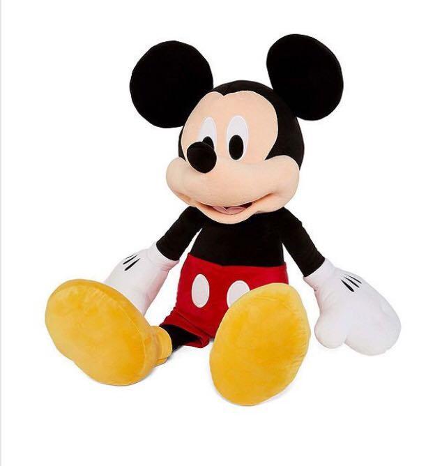 Mascota Mickey Mouse din plus, 100 cm [1]
