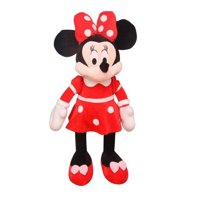 Mascota Minnie Mouse din plus, 130 cm [0]