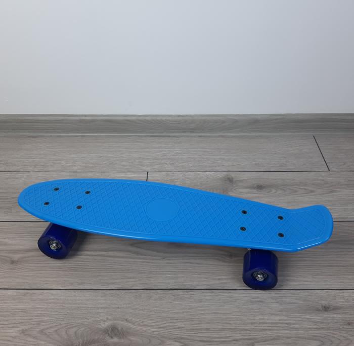 Penny Board ABEC-7, 56 cm, Albastru, Toyska [1]