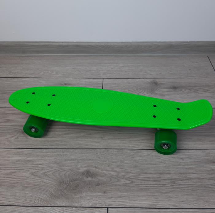 Penny Board ABEC-7, 56 cm, Verde, Toyska [1]