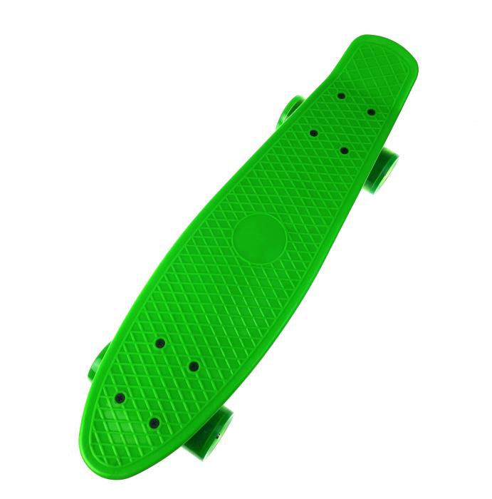 Penny Board ABEC-7, 56 cm, Verde, Toyska [2]