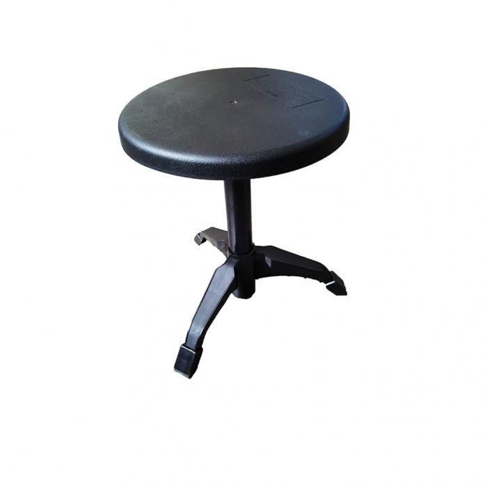 Set de tobe pentru copii Jazz Drum, cu scaunel, rosu [3]