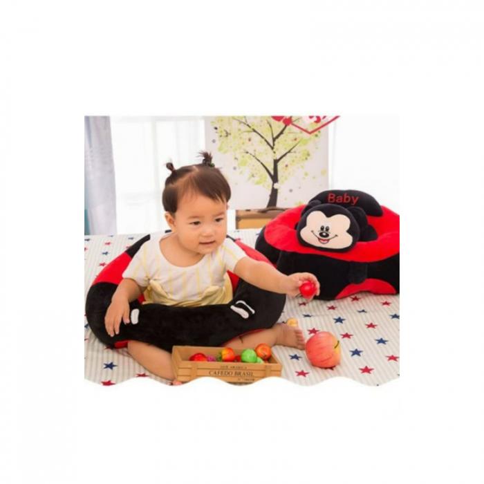 Fotoliu din Plus Pentru Bebelusi Minnie ,45 x 46 x 16 [1]