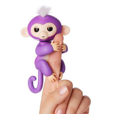 Happy Monkey jucarie interactiva, 17 cm [1]