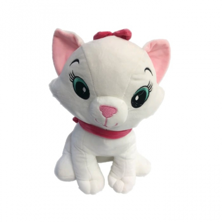 Mascota de plus Pisicile Aristocrate, Marie, 25 cm, Toyska [1]