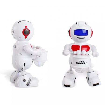 Robot dansator cu sunete si lumini, Toyska [2]